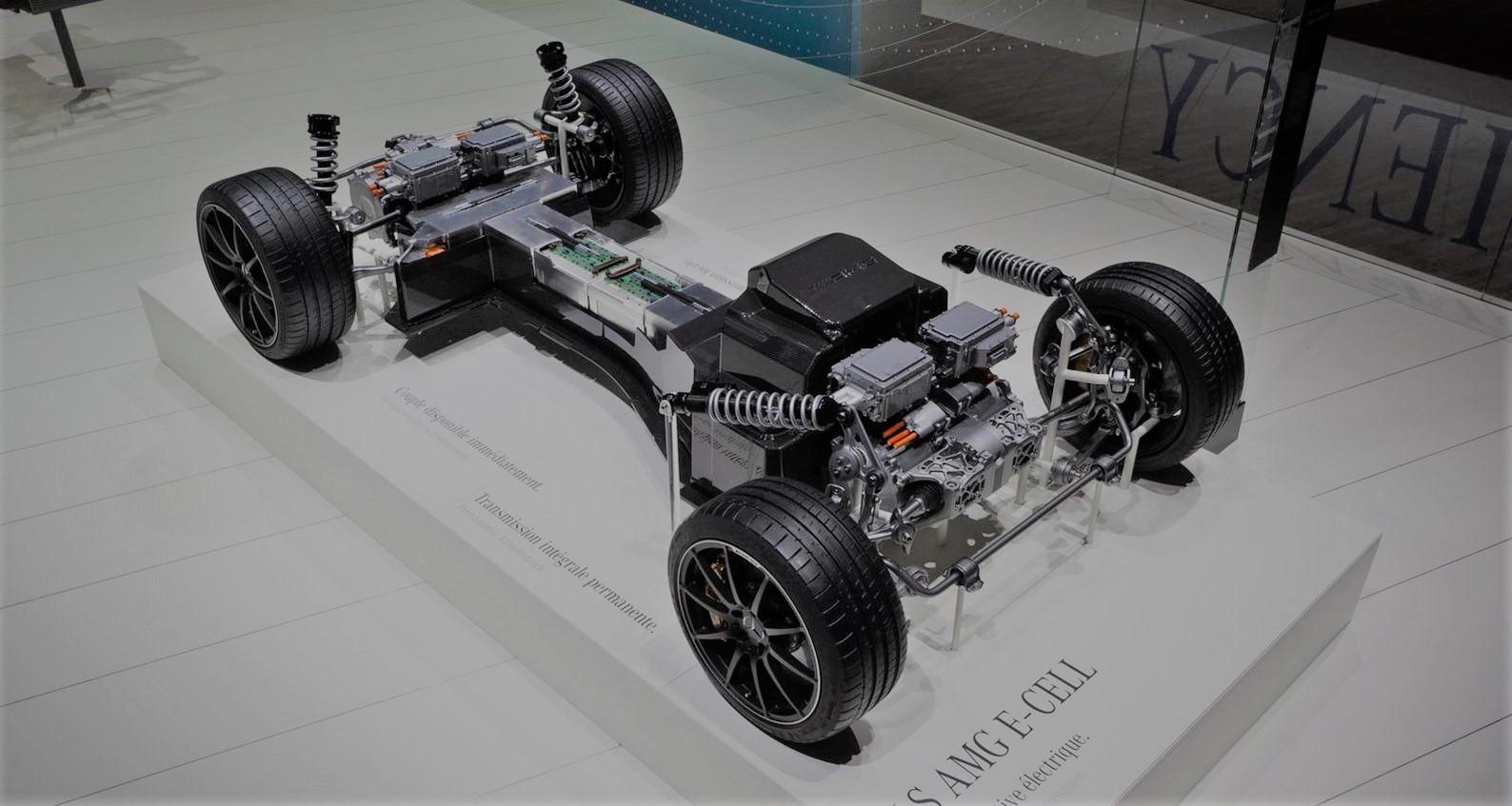 двигатели электромобиля